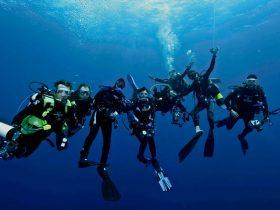 Buceo Mágico en el Pacífico