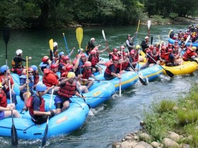 Rafting in Sarapiquí