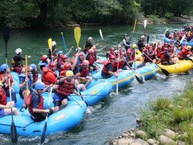 Rafting en Sarapiquí