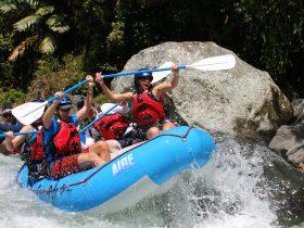Rafting en Río Toro