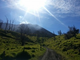 Turrialba Volcano National Park