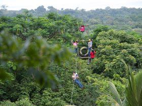 Aventura en El Salvador