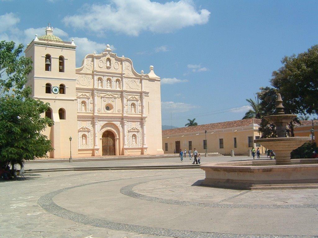 Cathédrale-de-Comayagua