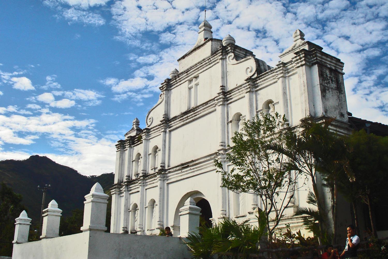 Iglesia-Panchimalco