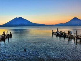 Salvador, Honduras y Guatemala