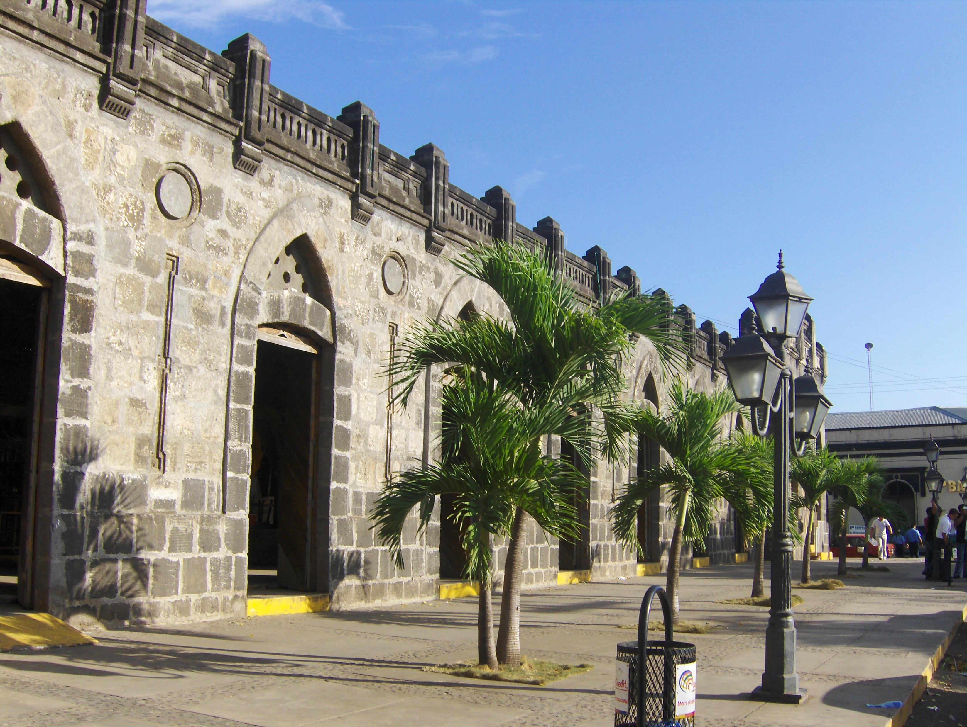 Masaya-mercado-Nicaragua