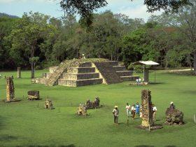 El Salvador y Honduras (Copán)