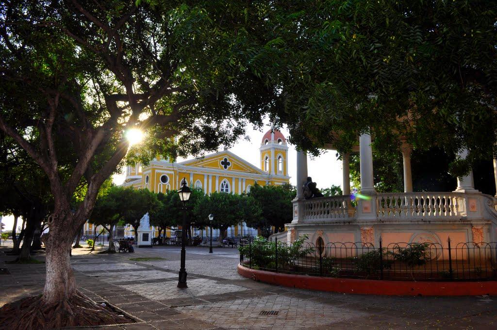 Parque-Colon-Granada