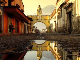 El Salvador y Guatemala