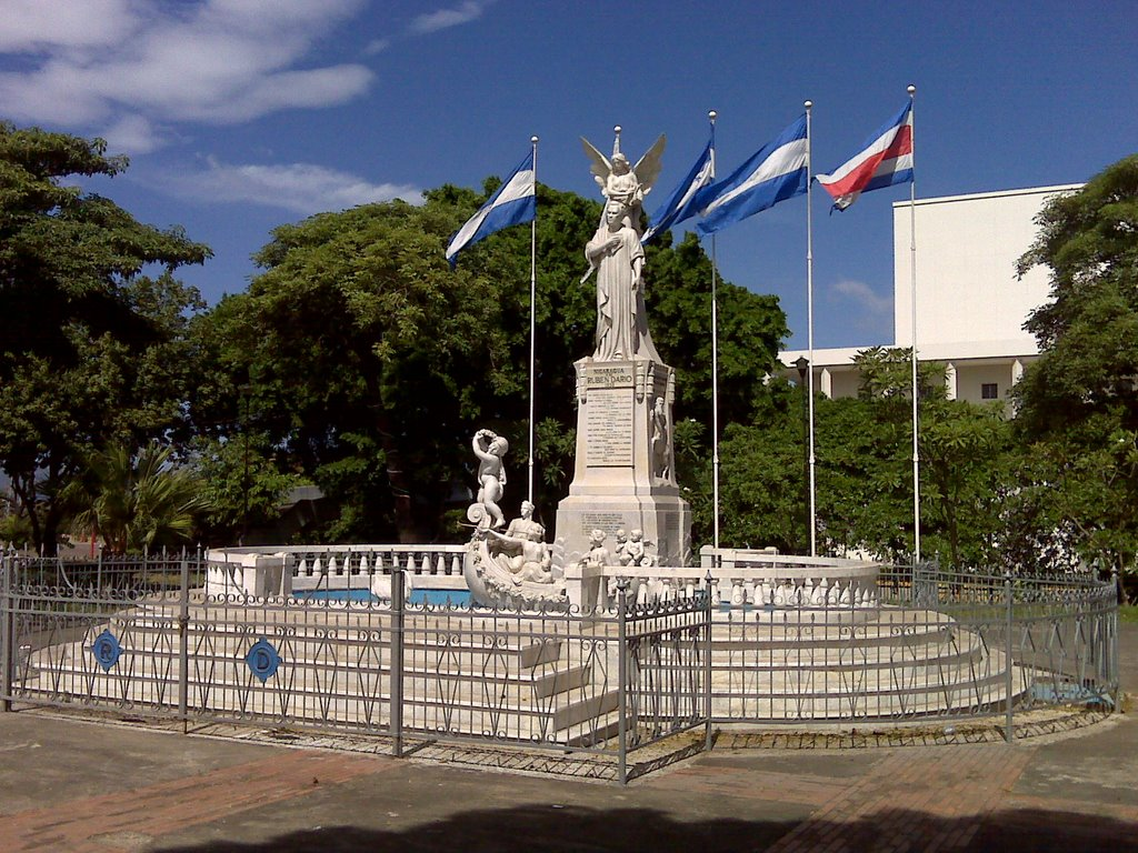monumento-ruben-dario